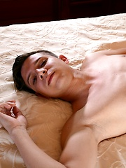 Johny Cruz Quits His PC For A Hot Spit-Roasting & An Ass-Load Of Sticky, Creamy Twink Jizz!